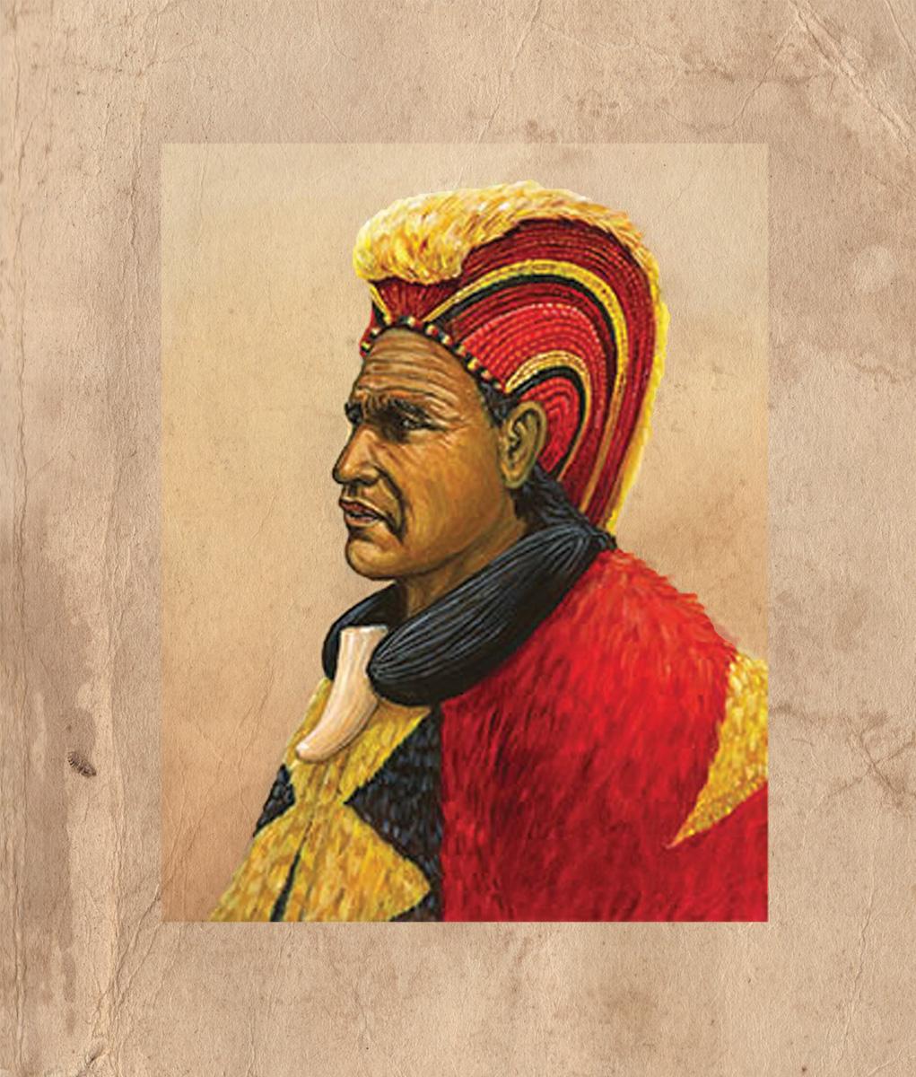 Kaumuali'i Kaua'i's King1